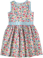 Cath Kidston Walton Rose Scallop Dress