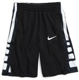 Nike Boy's Dry Elite Basketball Shorts
