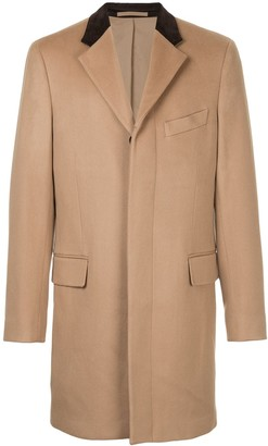 Kent & Curwen Single Breasted Coat