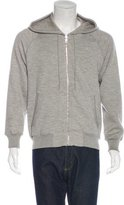 Marc Jacobs Cashmere & Silk Hoodie