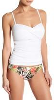 Tommy Bahama Beau Shirred Hipster Bikini Bottom