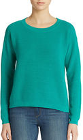 Lord & Taylor Combed Cotton Pullover