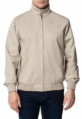 Merc Men's Harrington Jacket in Beige X-Large (UK: XL)