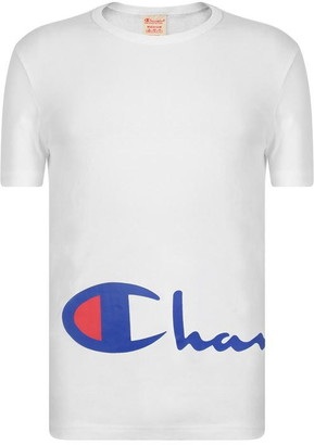 Champion Side Logo T Shirt