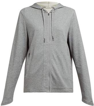Falke Lively Technical Jersey Hooded Sweatshirt - Womens - Grey
