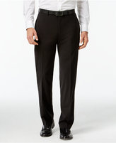 Calvin Klein X-Fit Black Solid Extra Slim Fit Pants