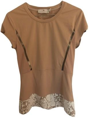 Stella Mccartney Pour Adidas Camel Top for Women