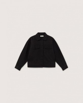 Thinking Mu - BLACK TURAN JACKET - organic cotton | Size XS