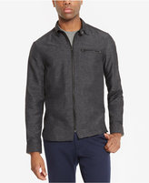 Kenneth Cole Reaction Men's Heathered Colorblocked Jacket