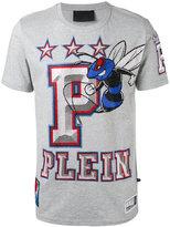 Philipp Plein graphic print T-shirt - men - Cotton - M