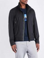 HUGO BOSS Zip-up shell jacket