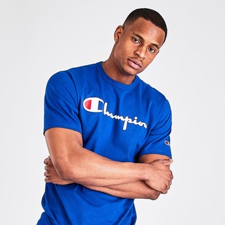 Champion Men's Core Script T-Shirt
