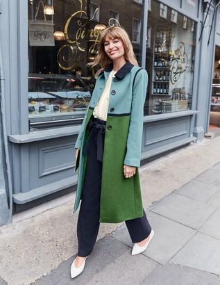 Boden Lovelace Coat
