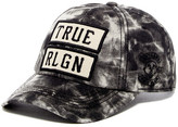 True Religion Marble Dye Baseball Cap