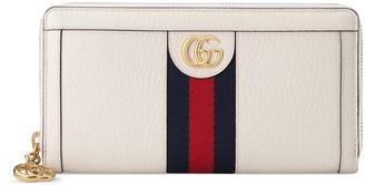 Gucci Ophidia zip around wallet