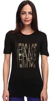 Versace Logo T-Shirt Women's T Shirt