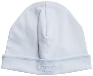 Harrods Pima Cotton Logo Hat