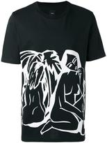 Oamc printed T-shirt