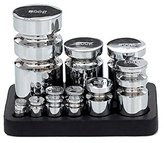 Robert Welch Metric Churn Weights - Chrome by