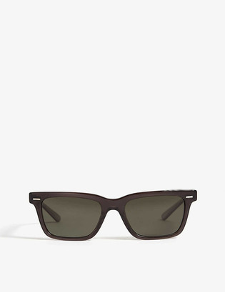 Oliver Peoples OV5388SU The Row rectangle-frame sunglasses