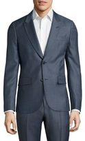 Paul Smith Textured Wool Jacket