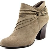 Andrew Geller Glorify Round Toe Synthetic Ankle Boot.