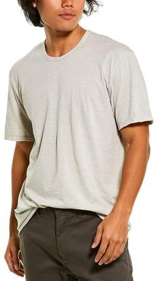 James Perse Clean Jersey Cashmere-Blend T-Shirt
