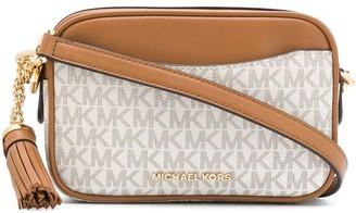 MICHAEL Michael Kors Ginny logo-print crossbody bag