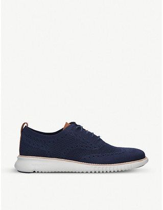Cole Haan ZERØGRAND Stitchlite 2.0 stretch-knit oxford shoes