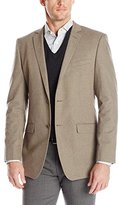 Perry Ellis Men's Cotton Slim Fit Sport Coat