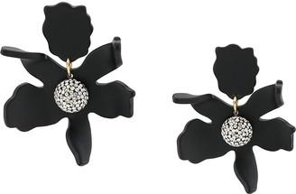 Lele Sadoughi Lily crystal earrings