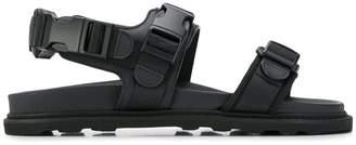 Bottega Veneta buckled leather sandals