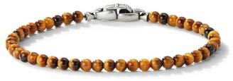 David Yurman Spiritual Beads Tiger's Eye Bracelet