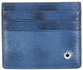 Orciani multiple slots cardholder - men - Leather - One Size