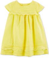 Carter's Yellow Cotton Sundress, Baby Girls