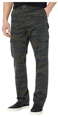 Salty Crew Cutty Cargo Pants (Camo) Men's Casual Pants