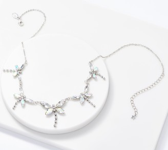 Kirks Folly Wishing Dragonfly Pendant Necklace