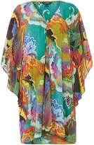 Lauren Ralph Lauren Braedyn short sleeve v neck dress