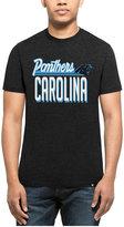 '47 Men's Carolina Panthers Script Club T-Shirt