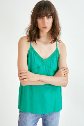 Suncoo Lumidy Blouse - XS / Green