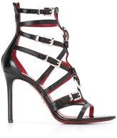 Cesare Paciotti strappy stiletto sandals