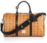 MCM Visetos Weekender Bag