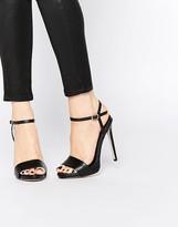 Asos HELLO STRANGER Platform Sandals