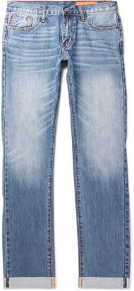 Jean Shop Mick Slim-Fit Selvedge Denim Jeans