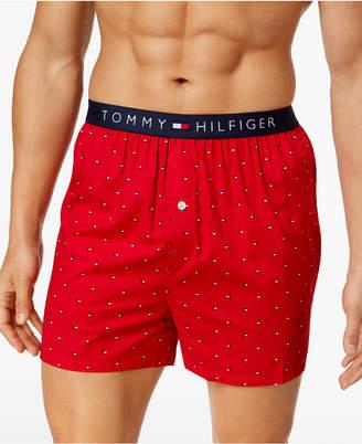 Tommy Hilfiger Men Printed Cotton Boxers