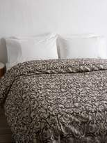 Ann Gish Flourish Linen Duvet