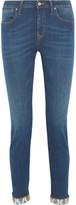 Vivienne Westwood Moroe High-rise Skinny Jeans - Indigo