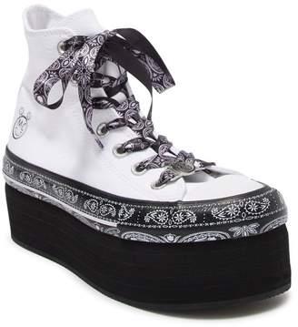 Converse Chuck Taylor All Star Hi Top Platform Sneaker (Women)