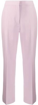 Stella McCartney Cropped Wide-Leg Trousers