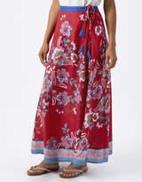 Monsoon Lana Floral Maxi Skirt